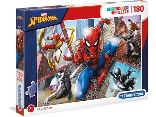 180 pz. Clem Spider-Man