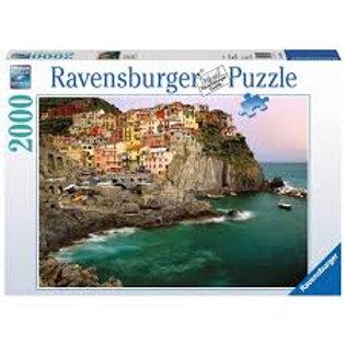Puzzle 2000 pz. Le cinque Terre
