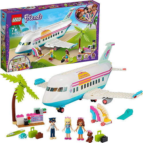Lego Friends - L'aereo di Earthlake City