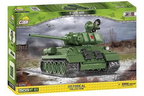 T34/85 - Cobi army