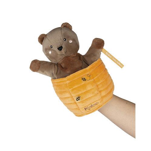 Orso Ted - marionetta a sorpresa