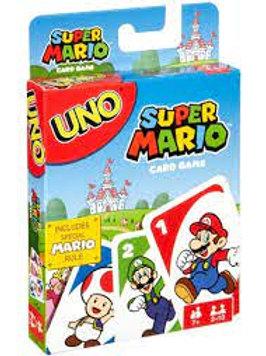 """Gioco """"Uno"""" Super Mario"""