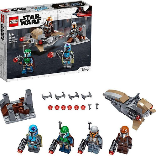 Lego Star Wars Battle Pack Mandalorian