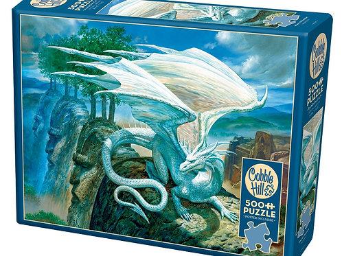500 pz. Cobble - White Dragon