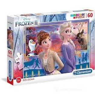 Puzzle 60 pz. Frozen II