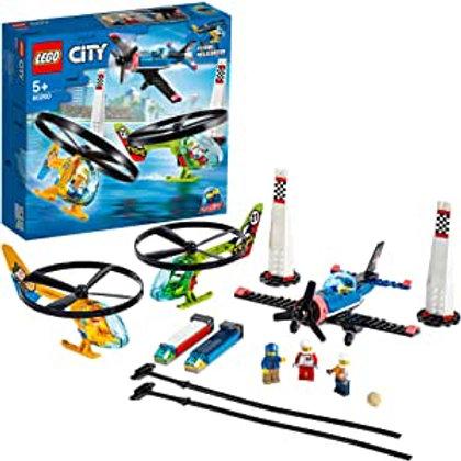 Lego City - sfida aerea degli elicotteri