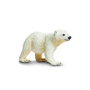 Orso polare cucciolo cm.7,5