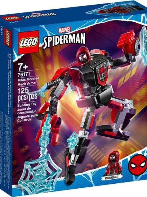 Lego Marvel - Armatura mech di Miles Morales