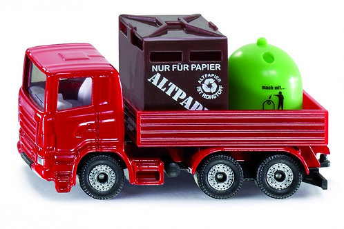 Camion riciclaggio
