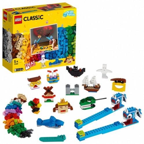 Lego Classic - Mattoncini e luci