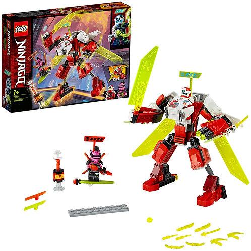Lego Ninjago - Il Mech Jet di Kai