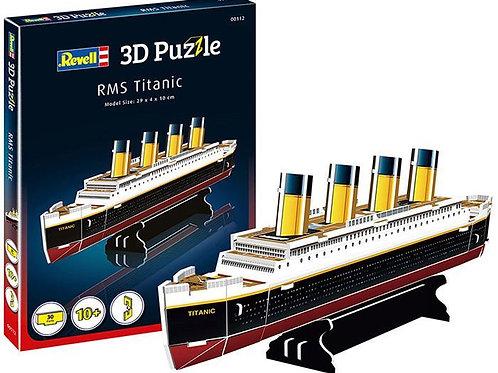 Titanic - Puzzle 3D