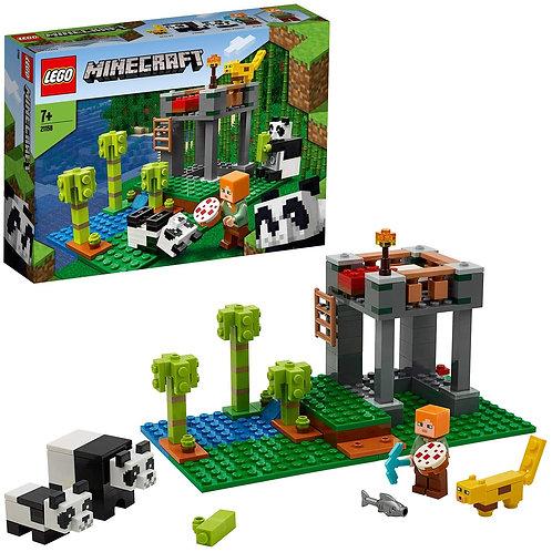 Lego Minecraft - L'allevamento dei panda