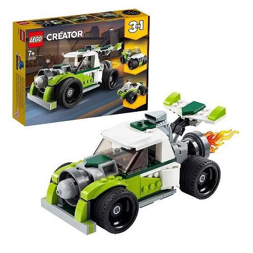 Lego Creator - Razzo-bolide