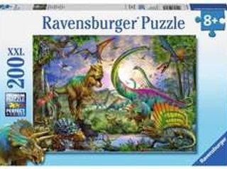 Puzzle 200 pz. XXL - Nel regno dei giganti