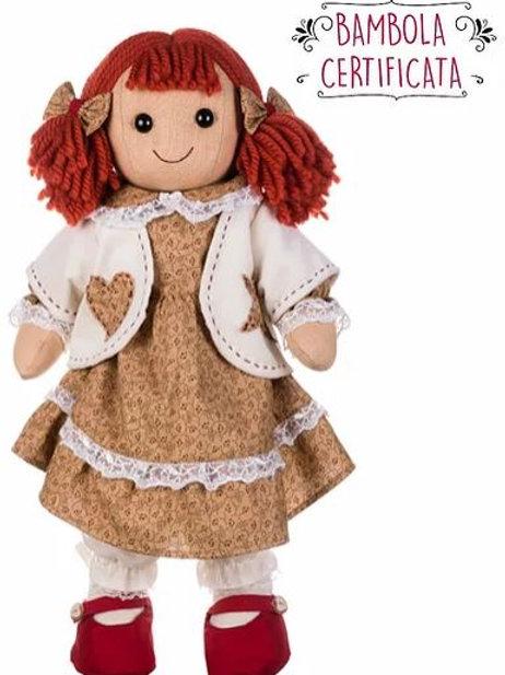 Bambola My Doll Delia - cm. 42
