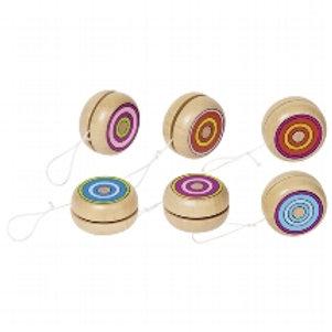 Yo-yo di legno