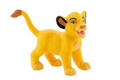 Re Leone - Simba giovane