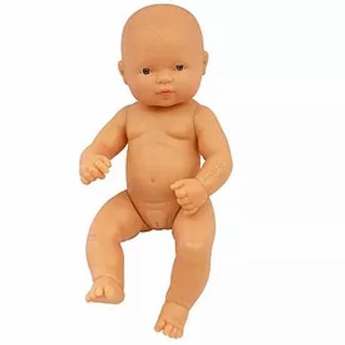Bambola cm.32 europea femmina