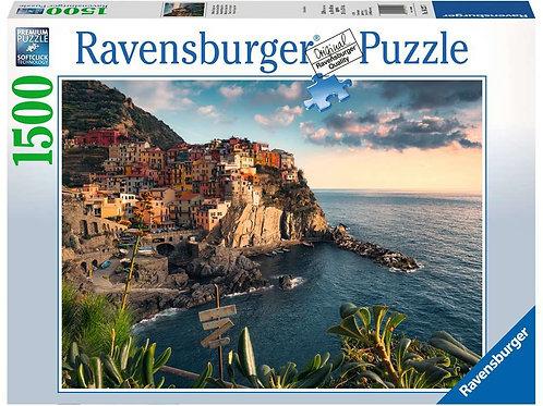 1500 pz. Raven Vista delle Cinque Terre