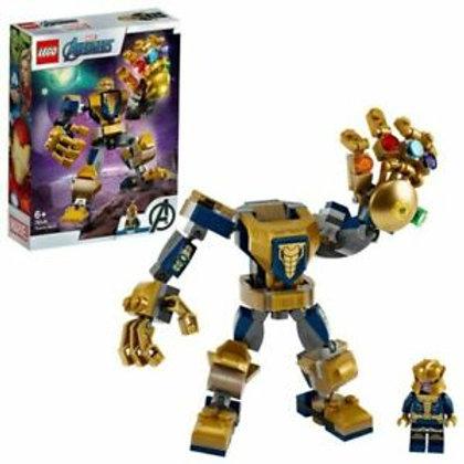 Lego Marvel - Mech Thanos