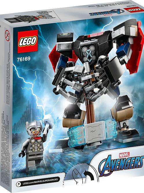 Lego Marvel - Armatura mech di Thor