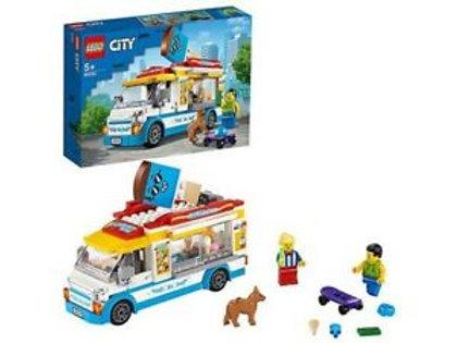 Lego City - Furgone dei gelati