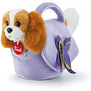 Cagnolino nella borsetta