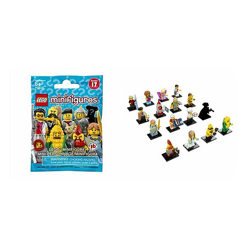 Lego Minifigures serie 17