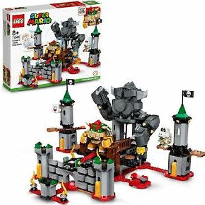 Lego Mario - Battaglia finale al castello di Bowser
