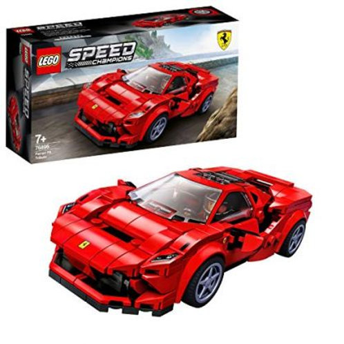 Lego speed - Ferrari F8 Tributo