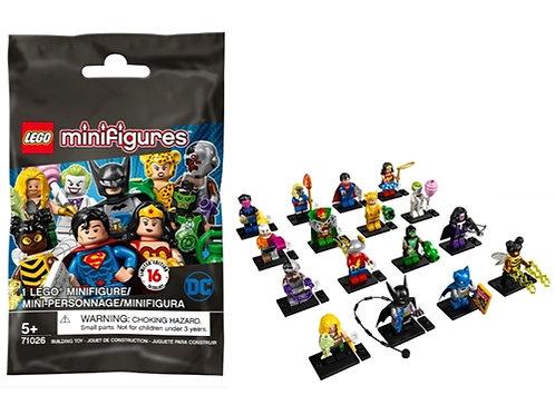Lego Minifigures Serie DC Super Heroes
