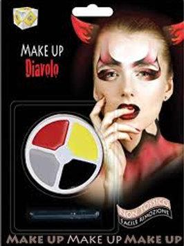"Make up cera ""diavolo"""