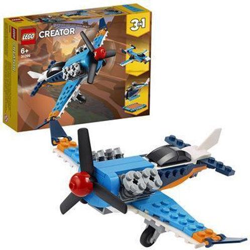 Lego Creator - Aereo a elica