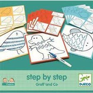 step by step - Graff