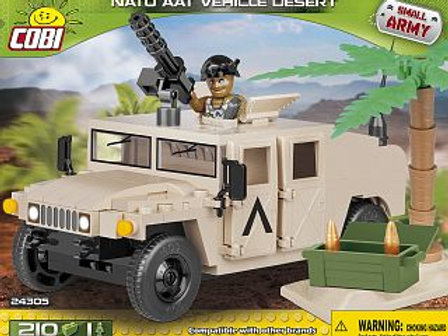 COBI Army 24305 NATO AATV Desert depl