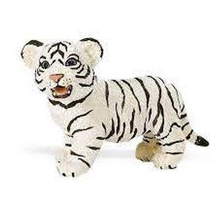 Tigre bianca cucciolo