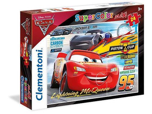 24 pz. MAXI Clem Cars