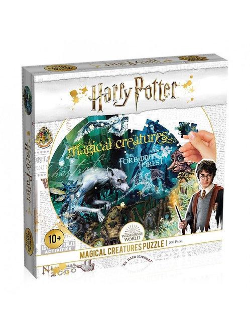 500 pz. - Harry Potter - Magiche creature