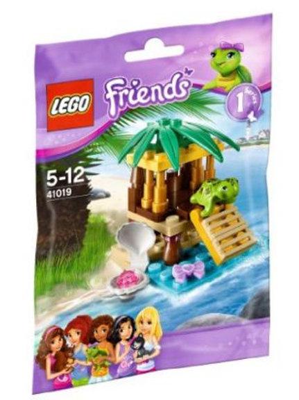 Lego Friends - La piccola oasi della tartaruga