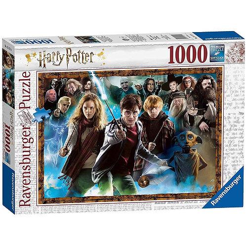 Puzzle 1000 px. Il mago Harry Potter