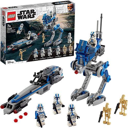 Lego Star Wars - Clone Trooper della Legione 501