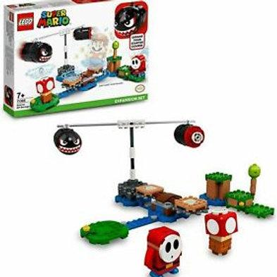 Lego Mario - Sbarramento di Pallottoloni Bill