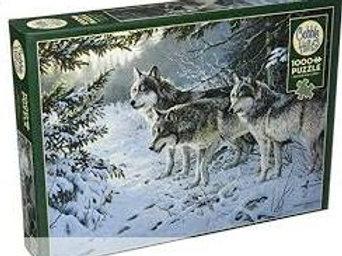 1000 pz. Cobble - Wolf Trail