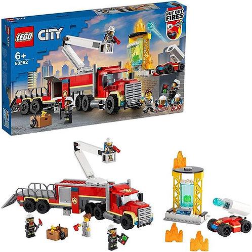 Lego city - Unità di comando antincendio