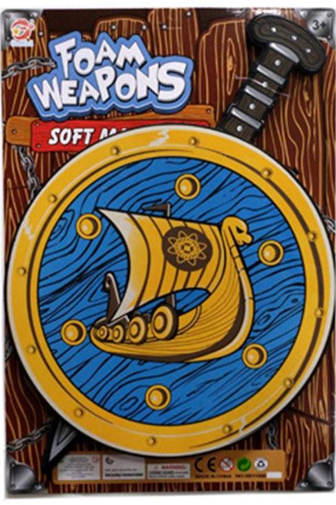 Spada con scudo nave