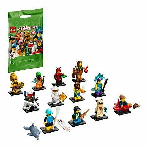 Lego Minifigures Serie 21