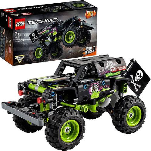 Lego Technic - Monster Jam® -  Grave Digger® Average rating4out of 5 stars