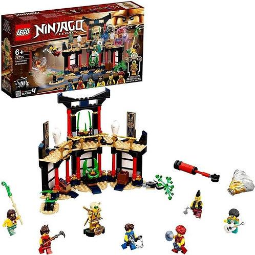Lego Ninjago - Il Torneo degli Elementi