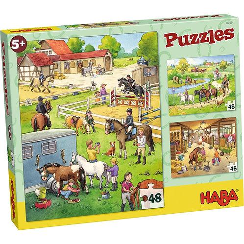 3x48 pz. Haba - Fattoria dei cavalli